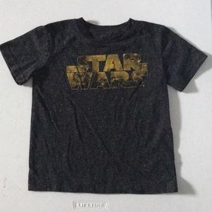Star Wars t-shirts 4T